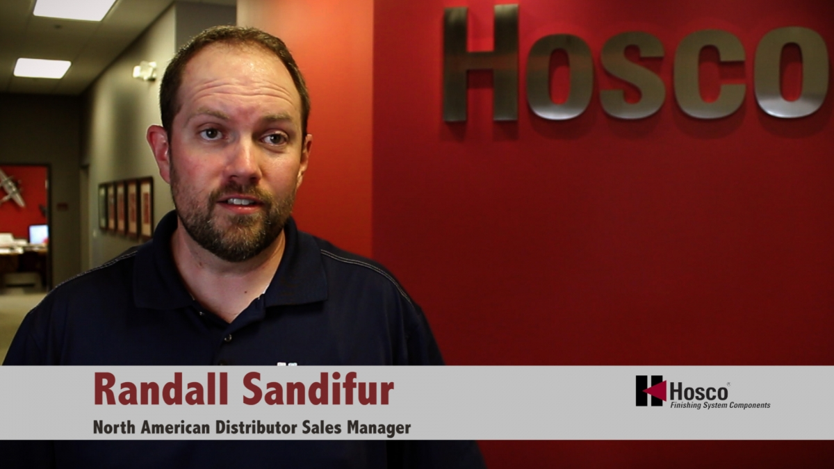 Manufacturing website testimonial - Randall Sandifur Hosco Fittings