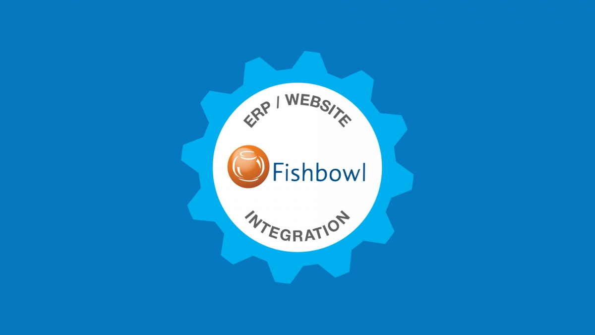 Drupal ERP integration with fishbowl inventory