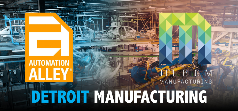 Detroit Manufacturing automation alley member