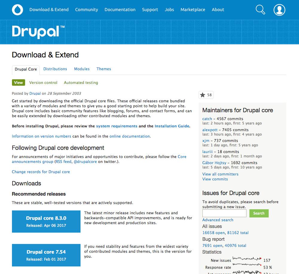 Drupal dating site module