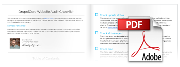 drupal security audit guide