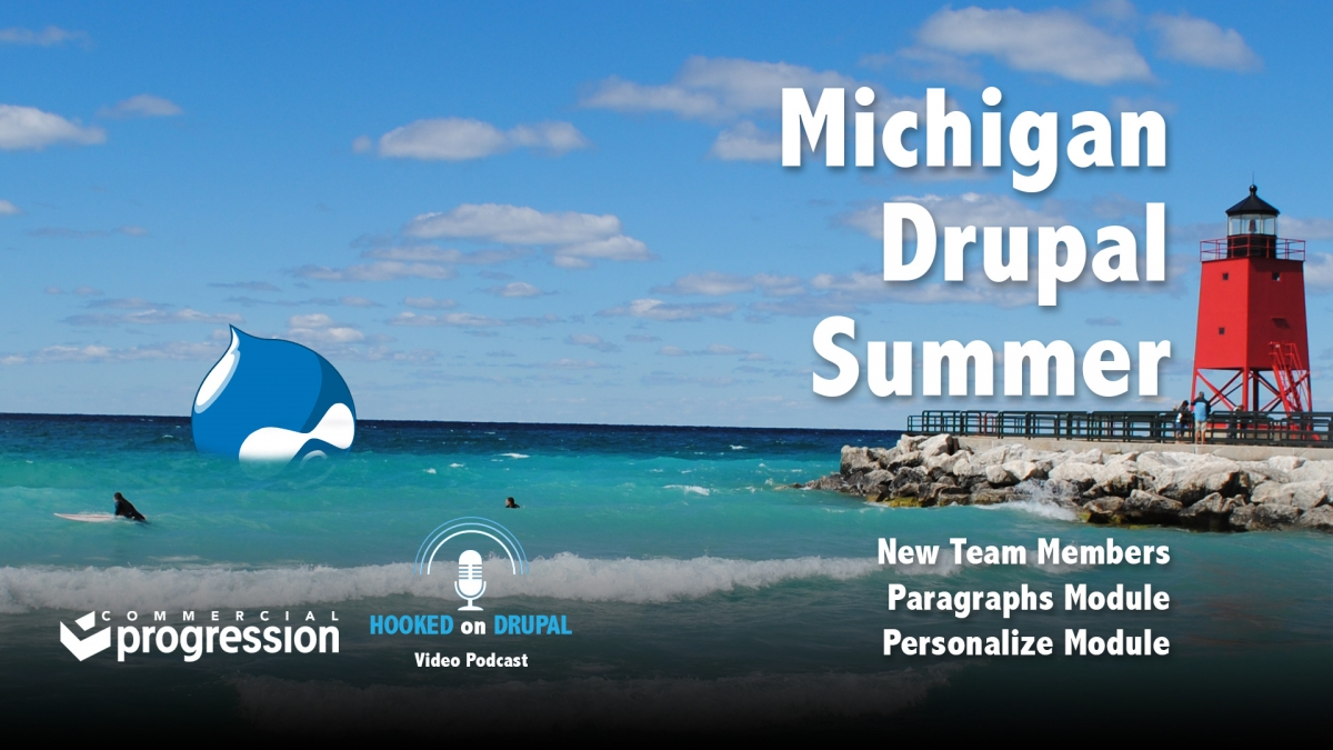 Michigan Drupal Developer podcast