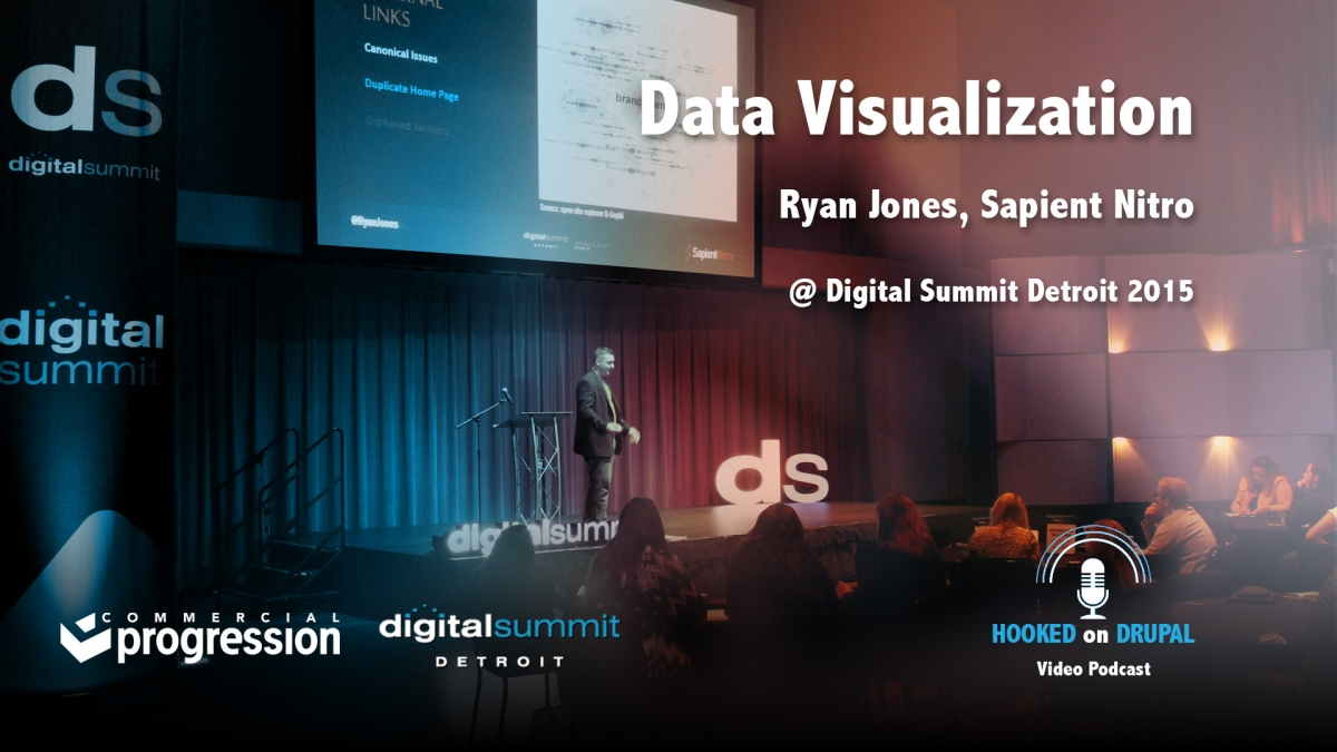 Digital Summit Detroit Marketing Data Visualization with Ryan Jones