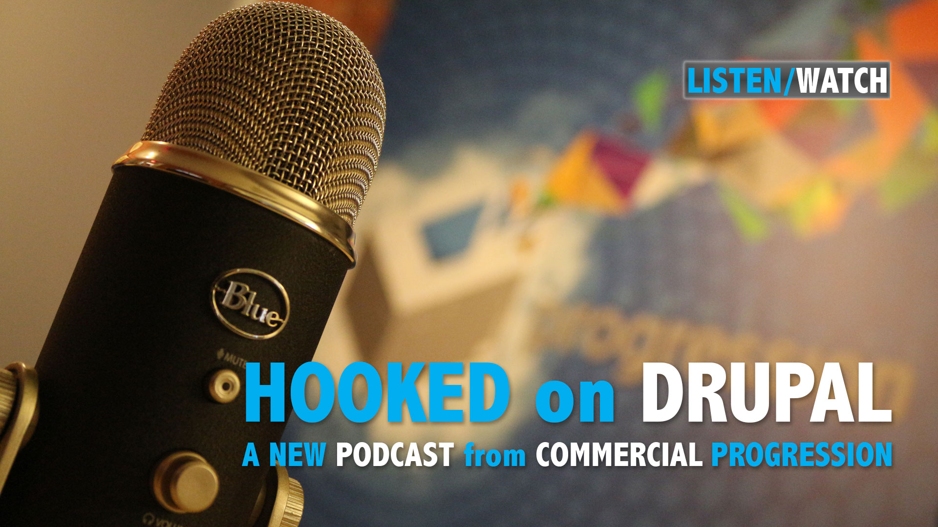 Hooked on Drupal Podcast