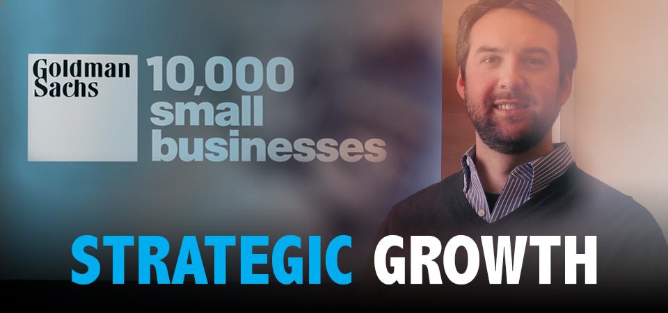Alex Fisher accepted into Goldman Sachs Strategic Growth Program