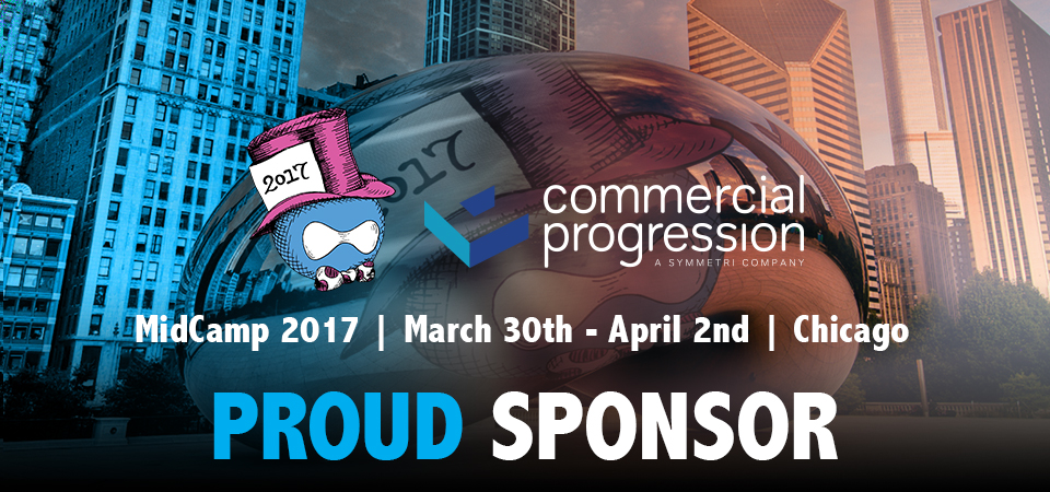 MidCamp 2017 Chicago Drupal consulting agency sponsor