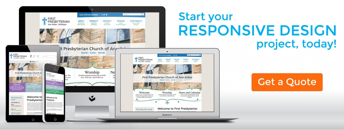 get a quote for your responsive design project