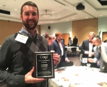 Commercial Progression Awarded by Corp! Magazine as a 2016 Digital Leader