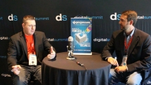 Podcast recording at Digital Summit Detroit 2015 with Alex Fisher and Ryan Jones