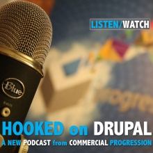 Hooked on Drupal Podcast Square
