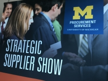 University of Michigan Strategic Vendor of Web Services