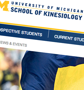 u of m kines drupalcare customer